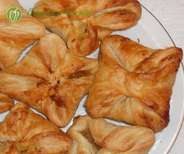 Как сделать яблочные пирожки 915