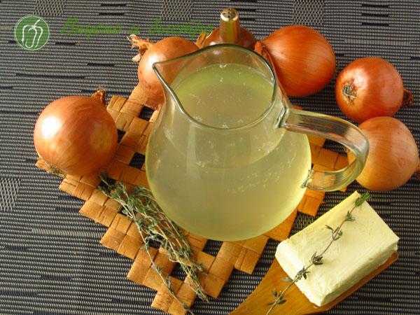 как приготовить луковый суп в домашних условиях - продукты
