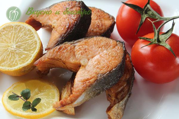 как приготовить вукусно рыбу горбушу